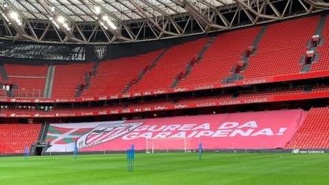Atletic Bilbao stadium