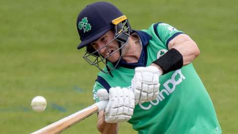 Ireland all-rounder George Dockrell