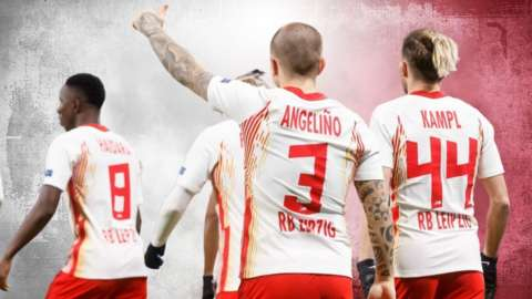 Angelino and RB Leipzig