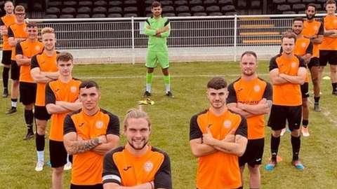 GTFC reserves team