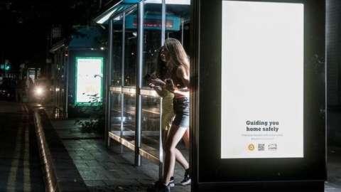 Safety billboards