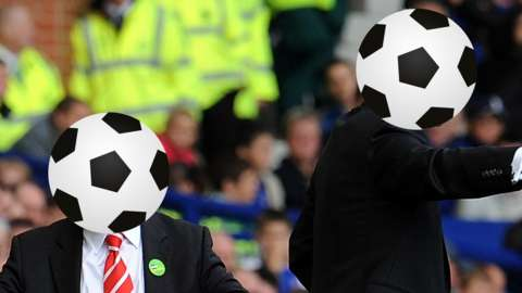 These two were in charge the last time Everton beat Liverpool
