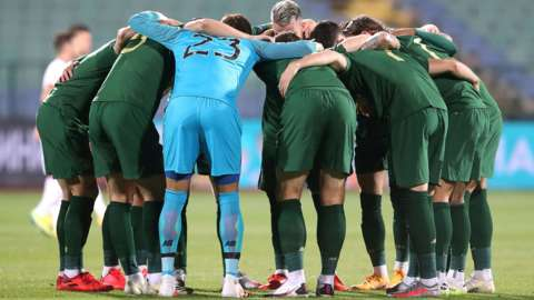 The Republic of Ireland squad have been bedevilled by Covid-19 cases over the past week