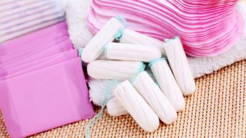 sanitary products