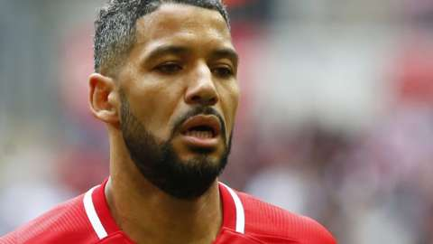 Jobi McAnuff in action for Leyton Orient