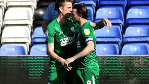 Alan Browne's penalty won the three three points at St Andrew's