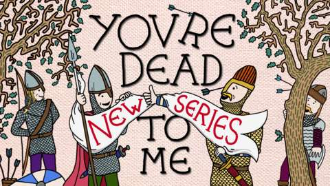You're Dead to Me logo