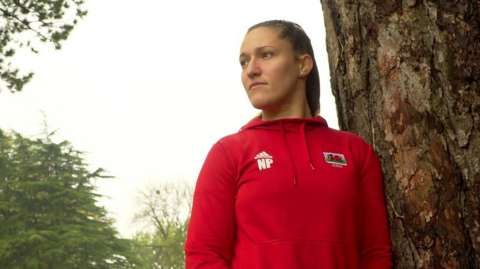 Wales and GB judoka Natalie Powell reflects on the suspension of her training programme during Wales' 'firebreak' lockdown.