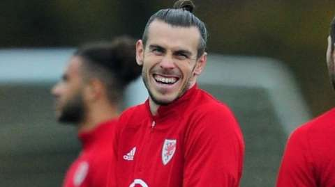 Gareth Bale says 'it's nice to be a place where I'm wanted' as he enjoys life at Spurs and Wales