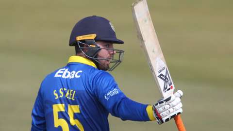 Scott Steel moved to Leicestershire from Durham