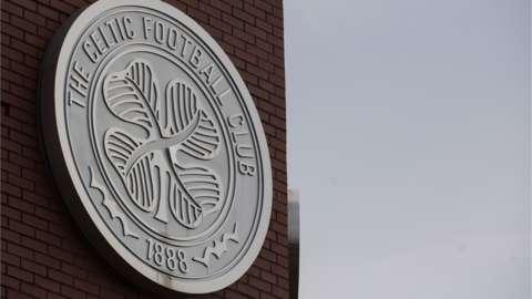 Celtic Park crest