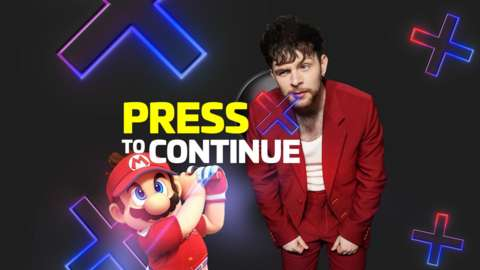 Tom Grennan and Super Mario