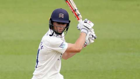 Middlesex's Martin Andersson