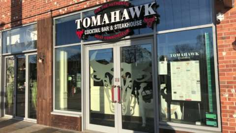 Tomahawk Steakhouse
