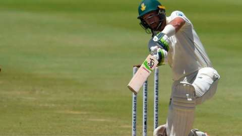 New Warwickshire signing Pieter Malan has so far made three Test appearances for South Africa - all against England-