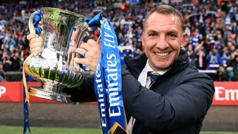 Brendan Rodgers, Leicester City, Chelsea, FA Cup, Wembley