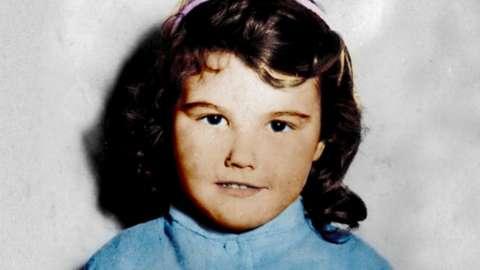 Carol Ann Stephens, who was killed when she was six