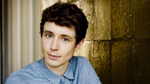 Radio 1 DJ Matt Edmondson