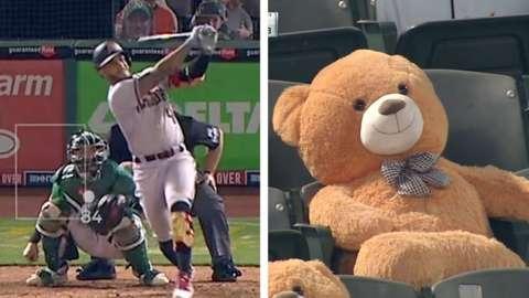 MLB bear