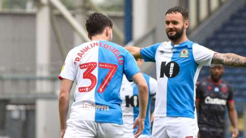 Blackburn v Reading