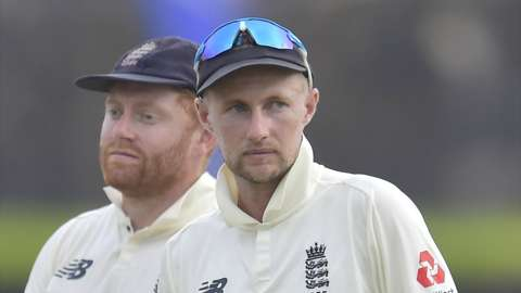 Jonny Bairstow and Joe Root