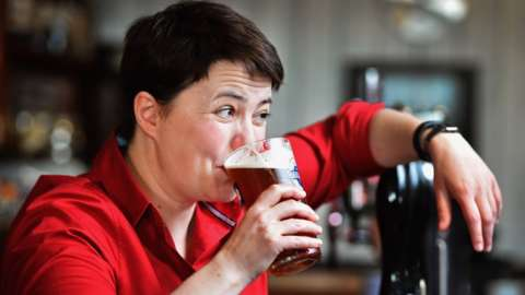 Ruth Davidson's broad appeal was based on not looking like a typical Conservative