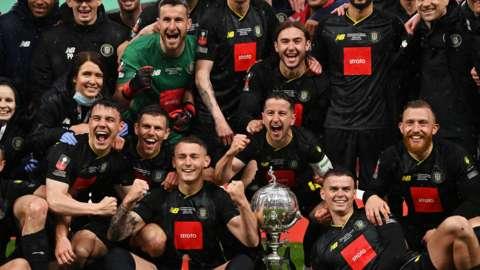 Harrogate celebrate