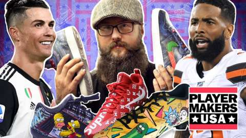 How to design shoes for Cristiano Ronaldo, the Beckhams and Justin Timberlake