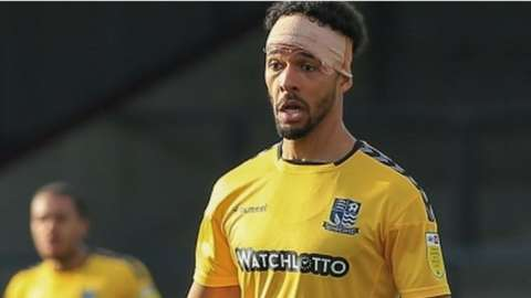 Timothee Dieng has made 110 appearances for Southend since signing from Bradford City in 2018