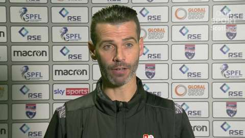 Ross County manager Stuart Kettlewell