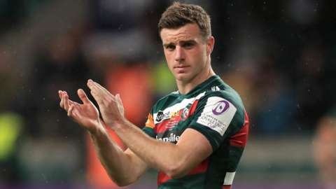 Leicester's George Ford