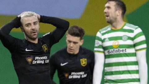 Celtic v Livingston
