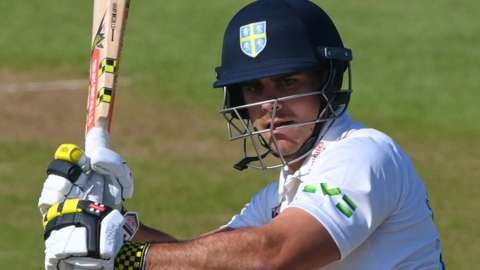 South African batman David Bedingham's run tally for the season now stands at 879