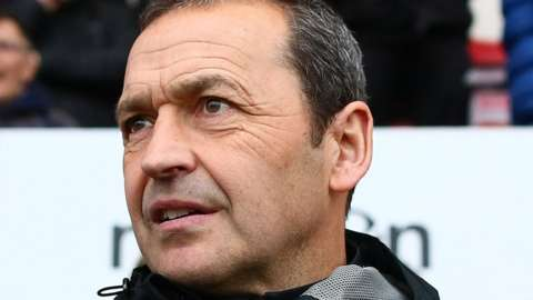 Colin Calderwood's last job as a manager ended at Cambridge United in January 2019