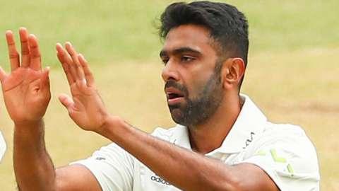 Ravi Ashwin of Surrey.