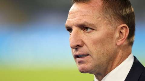'Outstanding' Leicester delight Rodgers