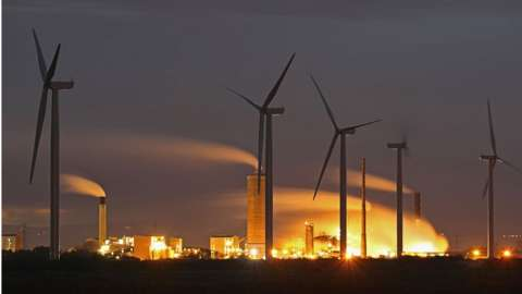 Wind farm UK