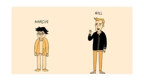 Marcus and Will