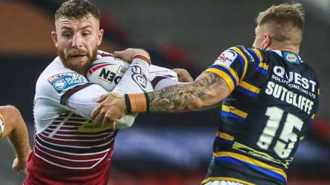 Wigan Warriors v Leeds Rhinos