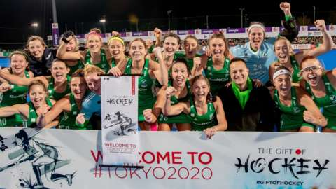 Ireland's women will use the series to prepare for both the Olympic Games and European Championships