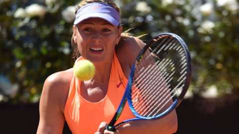 Sharapova opts for Wimbledon qualifying
