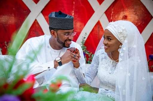 Nigeria First Lady defends wedding amid 'drowning' row