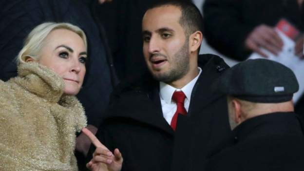 Prince Musaad resigns as Blades chairman