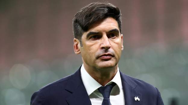 Newcastle United: Owners hold talks with former Roma boss Paulo Fonseca