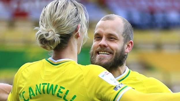 Norwich Metropolis 3-0 Luton Metropolis: Teemu Pukki meraih dua gol saat Canaries memperpanjang keunggulan Championship thumbnail
