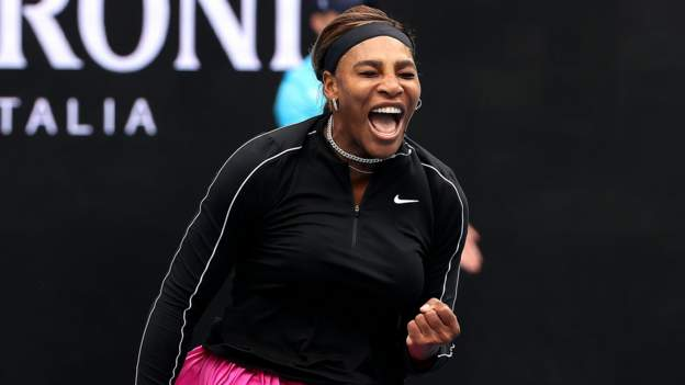 Williams glad of Australian Open delay