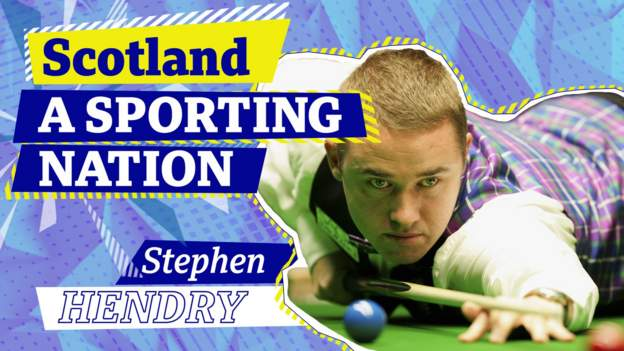 Sporting Nation: Stephen Hendry - the making of a profitable machine thumbnail