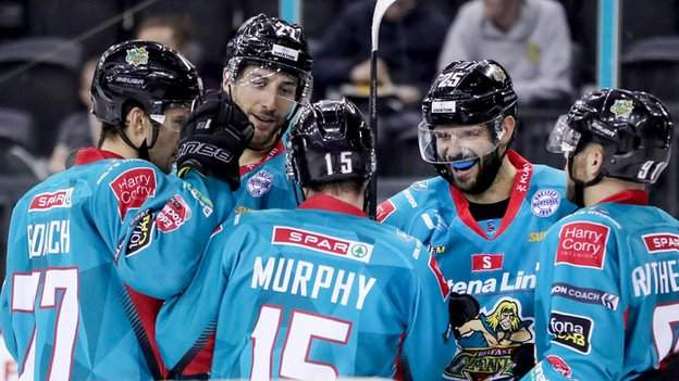 The Giants celebrated a second Continental Cup win with victory over Ritten Sport