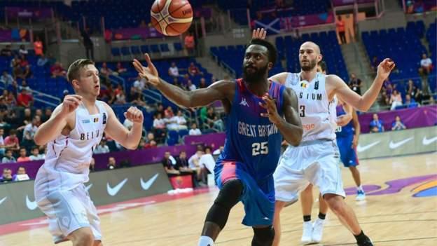 EuroBasket elemelerinde İngiltere, Fransa'ya yenildi