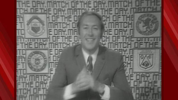 'It's football, it's people, it's Match of the Day': Celebrating 50 years of MOTD theme